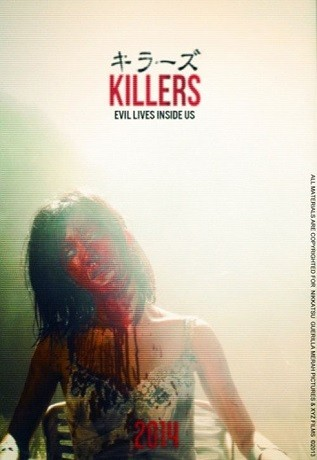 'Killers', tráiler y cartel