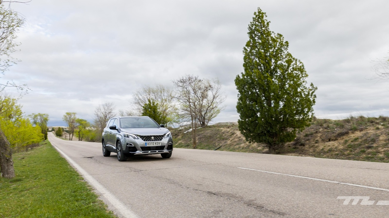 Foto de Peugeot 5008 2018, prueba (50/58)