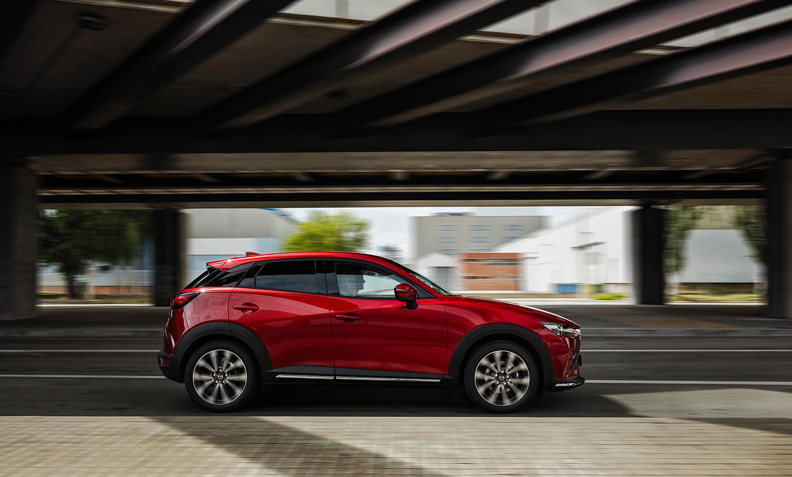 Foto de Mazda CX-3 2018, a prueba (8/21)