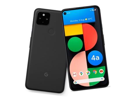 Google Pixel 4a Oficial Diseno Pantalla Camaras