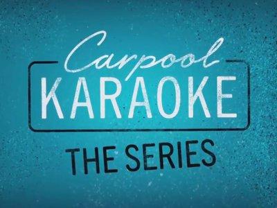 Ya puedes ver el primer episodio de la primera serie original de Apple, Carpool Karaoke