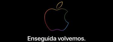 Apple cierra la tienda online preparandose para el evento presentación de los iPhone 12 de esta tarde