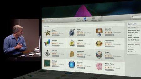 El retraso de iWork'11 puede ser intencionado para aparecer junto con la Mac App Store