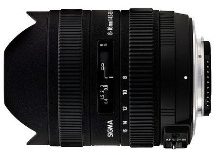 Sigma 8-16mm
