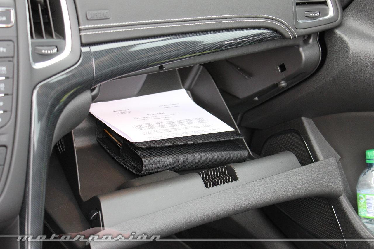 Foto de Opel Cabrio 2013 (presentación) (33/52)