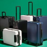 El Corte Inglés tiene los mejores set de maletas con hasta un 50% de descuento que te acompañaran en todos tus viajes