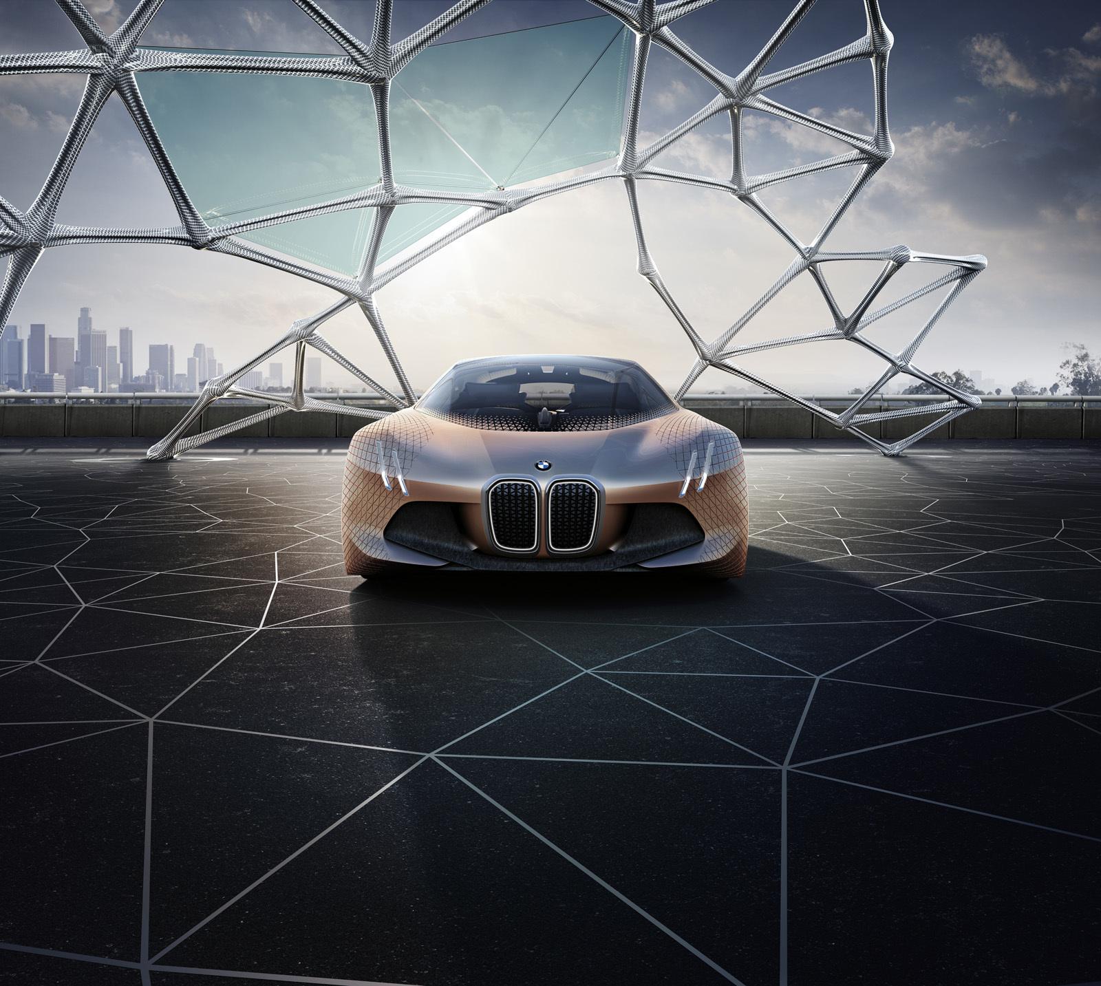 Foto de BMW Vision Next 100 (6/40)