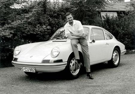 Fallece Ferdinand Alexander Porsche, creador del Porsche 911