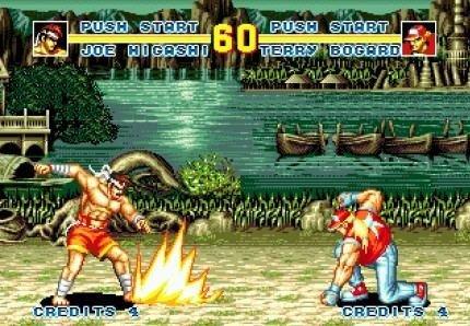 Fatal Fury Special directo al Live Arcade de la XBox 360