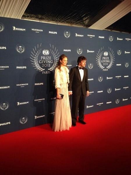 Alonso y Dasha