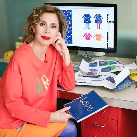 Agatha Ruiz de la Prada diseñará las habitaciones del nuevo hotel Casual Dreams en Valencia