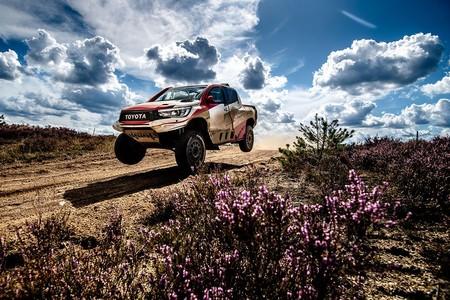 Toyota Dakar 2020
