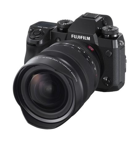 X H1 Black Oblique Xf8 16mm