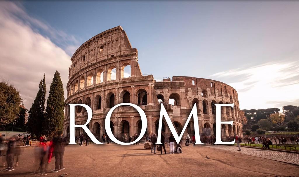 Roma, belleza eterna. Vídeos inspiradores