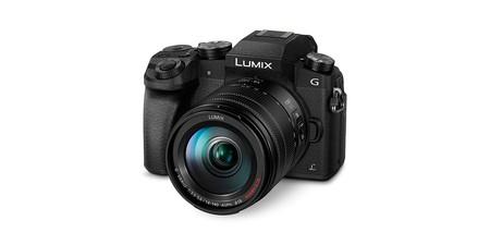 Hoy en Amazon, la Panasonic Lumix G7H baja nos sale por sólo 699,99 euros con objetivo 14-140mm