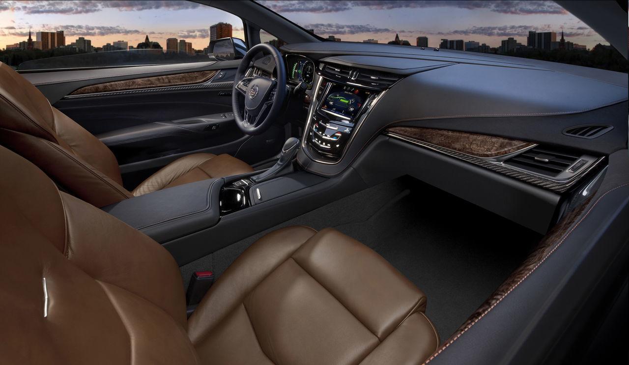 Foto de 2014 Cadillac ELR (11/21)