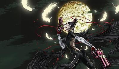 Tráiler de Bayonetta: Bloody Fate para occidente