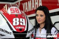 MotoGP Valencia 2011: las paddock girls