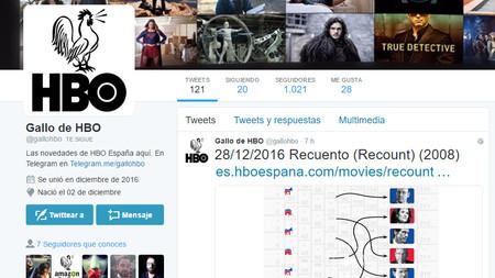 Tras los pasos del 'Gallo de Netflix', este catalán se ha lanzado a crear los Gallos de HBO y Amazon