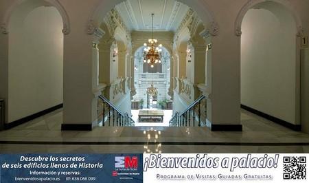 Madrid oferta visitas guiadas gratis a sus palacios señoriales