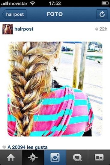 Para las amantes de las trenzas, ya tenéis a quien seguir en Instagram