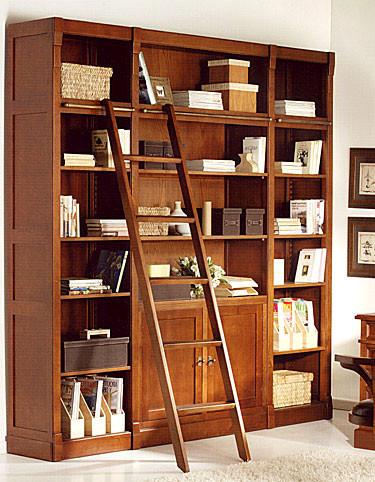 Planificar la librería: En forma de biblioteca