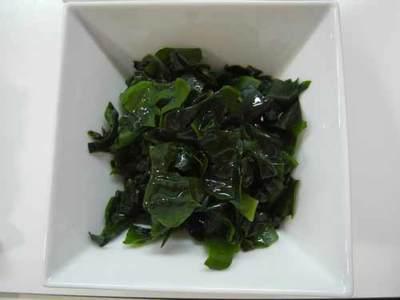 Alga wakame, una ayuda para perder peso