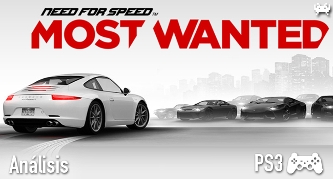 39 need for speed most wanted 39 para ps3 an lisis. Black Bedroom Furniture Sets. Home Design Ideas