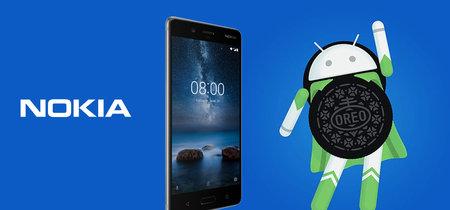 Nokia 8 ya está recibiendo Android 8.0 Oreo, Nokia 6 y Nokia 5 próximamente
