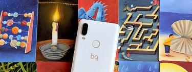 BQ Aquaris X2 Pro, análisis: un paso al frente para convertirse en un Android One intachable