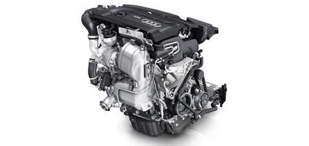 Škoda Fabia motor 1.4 TDI