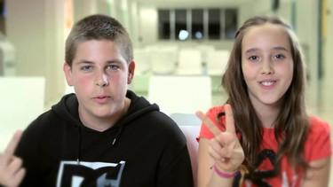 Macaco y los niños del Hospital Sant Joan de Déu en un vídeo para recaudar fondos para la investigación del cáncer infantil