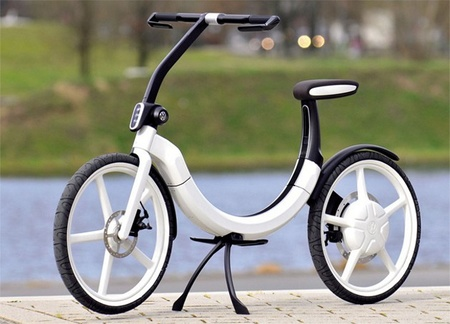 Volkswagen Electric Bike (Bik.e)