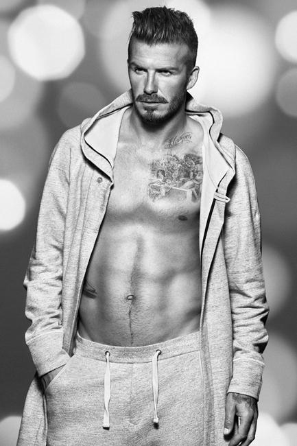 David Beckham Navidad
