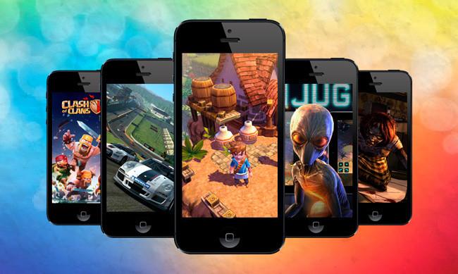 Los diez mejores juegos para iOS de 2013. Arcadesfera