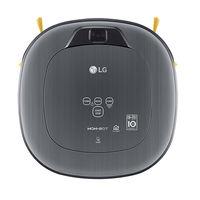 Probamos el Robot aspirador LG Hombot Turbo, el robot inteligente que limpia y vigila tu casa simultáneamente
