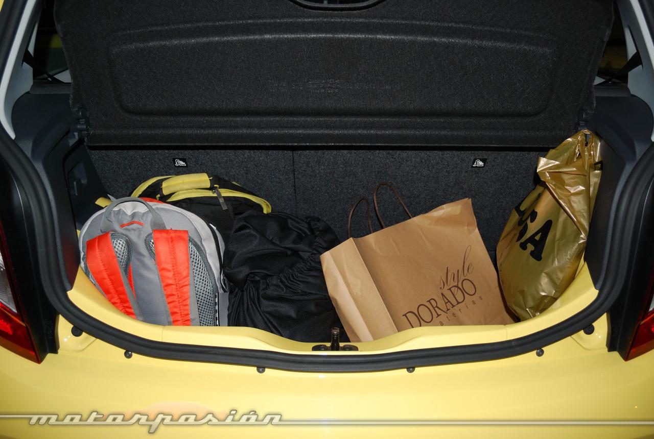 Foto de SEAT Mii (prueba) (45/63)