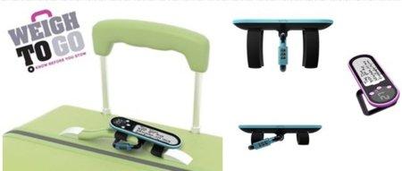 Weigh To Go, accesorio multifuncional para viajeros