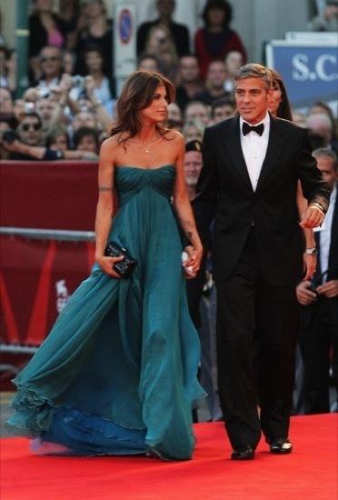 Festival de Venecia 2009 George Clooney II