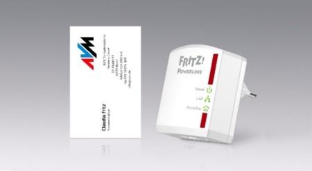 FRITZ!Powerline 510E, los PLCs de siempre aún más pequeños