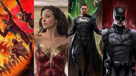 Del violento tráiler del nuevo Batman a los espectaculares de Justice League y Wonder Woman. Todo lo anunciado en la DC FanDome