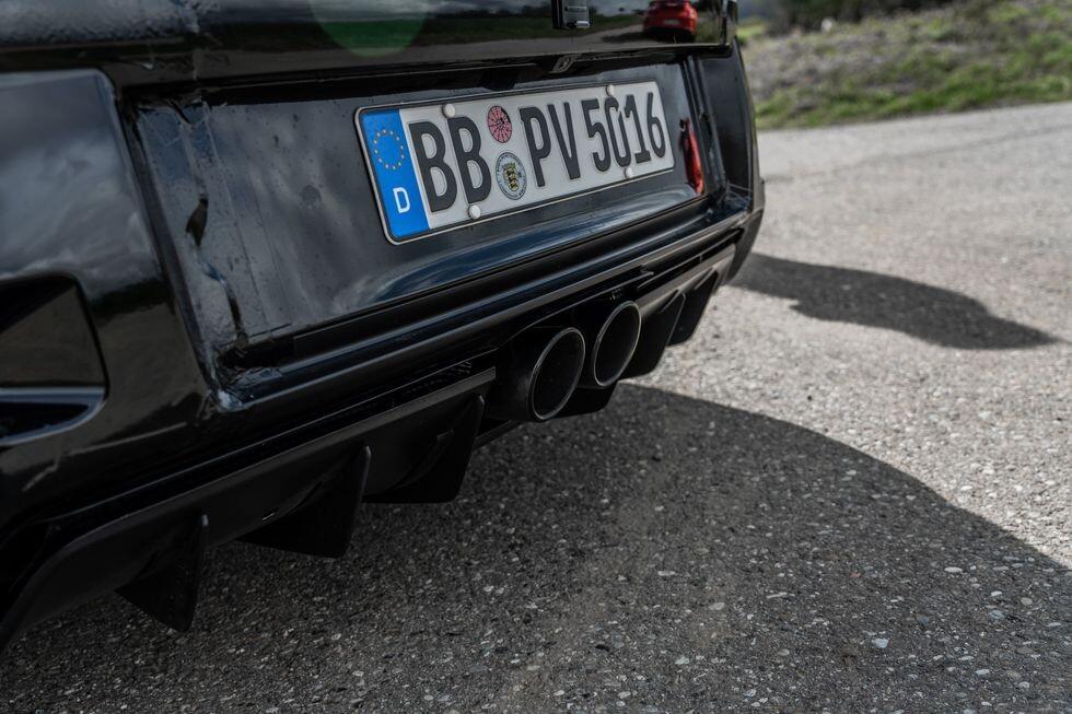 Foto de Porsche 911 GT3 2021, teaser (8/11)