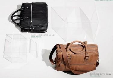 'Premium Accessories', la nueva colección de bolsos de Topman Primavera-Verano 2012