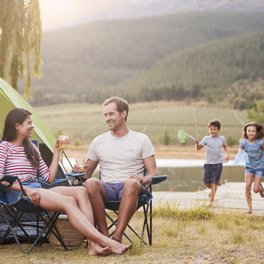 Siete cosas que debes tener en cuenta antes de ir de camping con tus hijos por primera vez