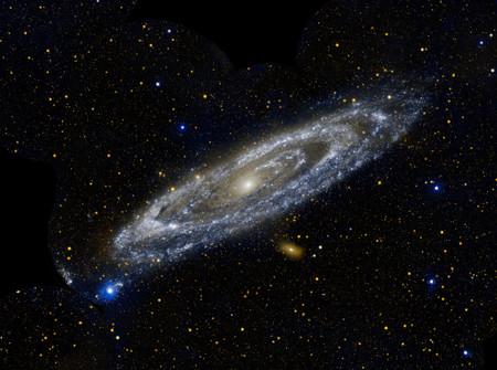 """4.000 millones de años: la cuenta atrás para que """"nos coma"""" la galaxia Andrómeda según unos astrónomos"""
