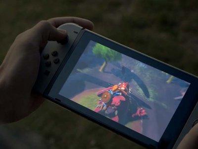 El Nintendo Switch presenta su primer anuncio para televisión