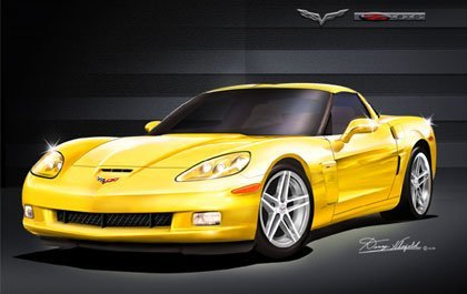 El 2006 Corvette Z06 abrirá las 500 Millas de Indianapolis
