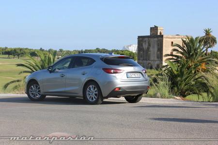 Mazda3, presentación y prueba en Barcelona (parte 2)