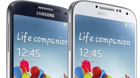 Los cinco Galaxy S4 según Samsung