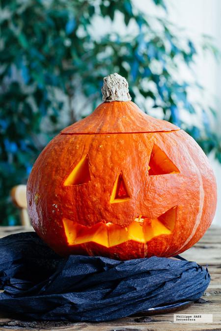 Calabaza Halloween Diy 3